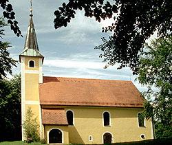 Wahrzeichen Freudenbergs: Die Bergkirche St. Johann