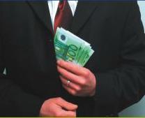 Geld für Gesetze